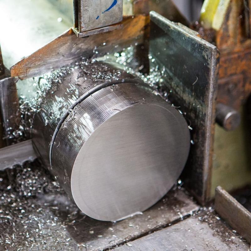 Usinagem aço inoxidável